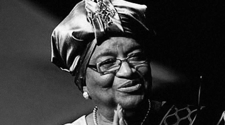 Ellen Eugenia Johnson Sirleaf